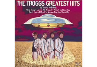 The Troggs - Greatest Hits - (CD)