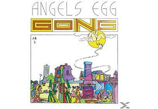 Gong - Angel's Egg - (CD)