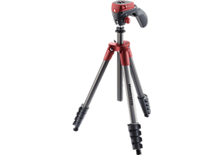 MANFROTTO Compact Action, rot