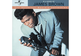 James Brown - Universal Masters Collection (CD)
