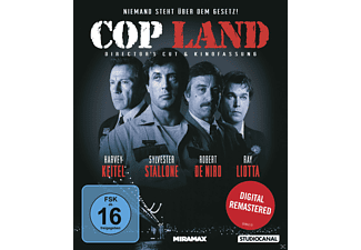 Cop Land (Director's Cut, Digital Remastered) - (Blu-ray)