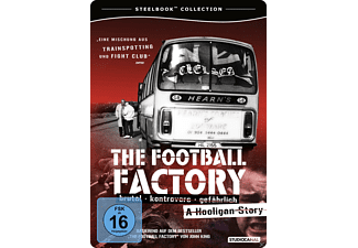 The Football Factory (Steelbook Edition Collection) - (DVD)