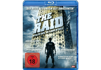 The Raid Action Blu-ray