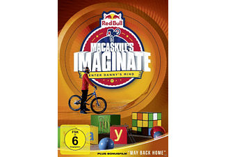 Danny MacAskill: Imaginate / Way back home - (DVD)