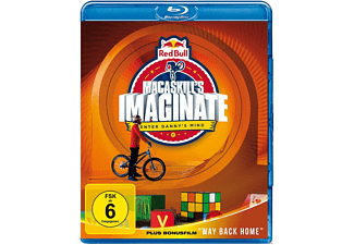 Danny MacAskill: Imaginate / Way back home - (Blu-ray)