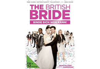 The British Bride - Binde sich wer kann! - (DVD)