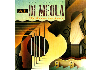 Al Di Meola - Best Of Al Di Meola (CD)