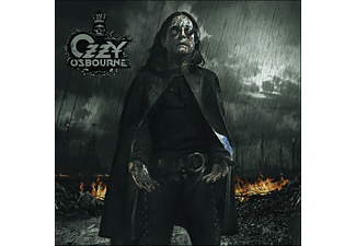 Ozzy Osbourne - Black Rain, CD
