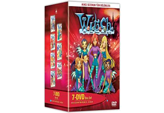 ESEN W.I.T.C.H Sezon 2 Box Set DVD