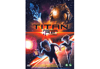 ESEN Family Collection: Titan Dünyadan Sonra DVD