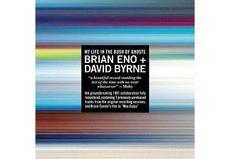 Brian Eno & David Byrne - My Life In The Bush Of Ghosts (CD)