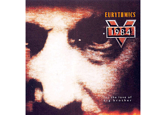 Eurythmics - 1984 - For the Love of Big Brother (CD)