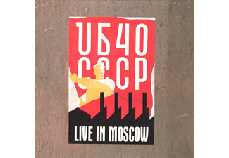 UB40 - Live In Moscow (CD)