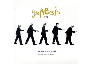 Genesis - Way We Walk Shorts (CD)