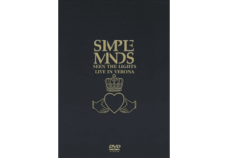 Simple Minds - Seen the Lights - Live in Verona (DVD)