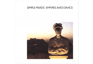 Simple Minds - Empires And Dance (CD)
