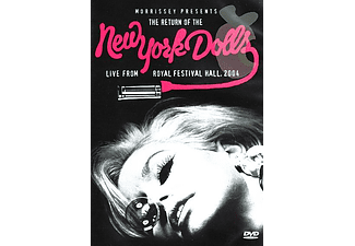 New York Dolls - Live From Royal Festival Hall, 2004 (DVD)