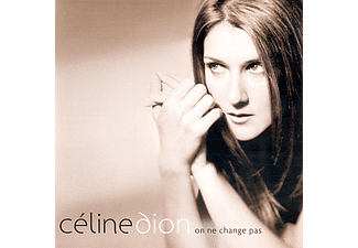 Céline Dion - On Ne Change Pas (CD)