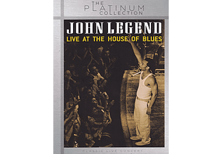 John Legend - Live At The House Of Blues - The Platinum Collection (DVD)