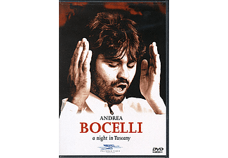 Andrea Bocelli - A Night In Tuscany (DVD)