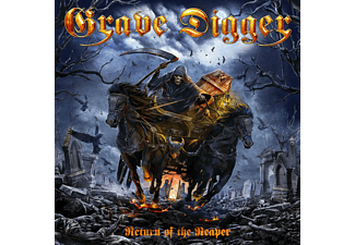 Grave Digger - Return Of The Reaper - (CD)