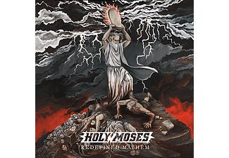 Holy Moses - Redefined Mayhem (CD)