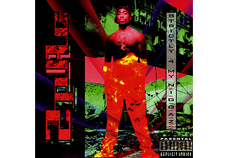 2Pac - Strictly 4 My N.I.G.G.A.Z...(Re-Release) (CD)