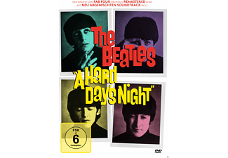 A Hard Day's Night - (DVD)