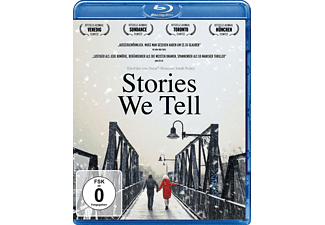 Stories We Tell - (Blu-ray)