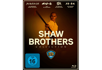 Shaw Brothers Collection in HD - (Blu-ray)