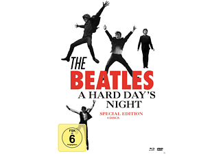 A Hard Day's Night - (Blu-ray + DVD)