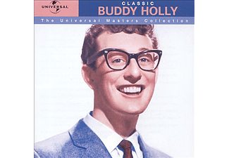Buddy Holly - The Universal Masters Collection (CD)