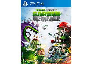 Plants vs Zombies: Garden Warfare  PS4