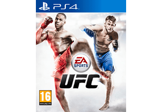 EA Sports UFC PlayStation 4