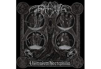 Svarttjern - Ultimatum Necrophilia (CD)