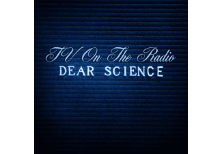 TV On The Radio - Dear Science - (CD)