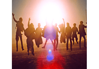 Edward Sharpe - Up From Below - (CD)