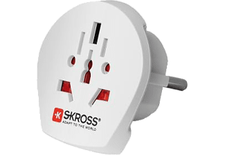 SKROSS Travel Products World Travel USB Seyahat Adaptörü
