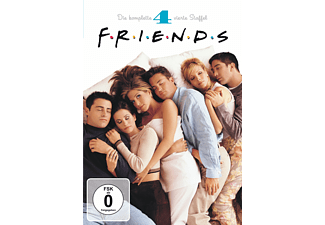 Friends - Staffel 4 - (DVD)