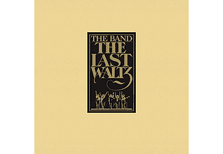 The Band - The Last Waltz (CD)