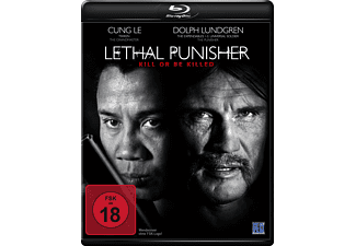 Lethal Punisher - Kill or be killed - (Blu-ray)