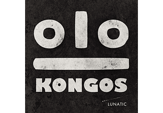 Kongos - Lunatic - (CD)