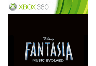 Fantasia Music Evolved  Xbox 360