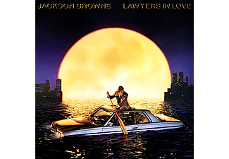 Jackson Browne - Lawyers In Love (CD)