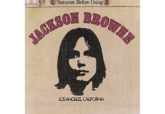 Jackson Browne - Saturate Before Using (CD)