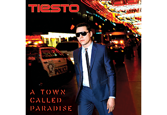 Tiësto - A Town Called Paradise (CD)