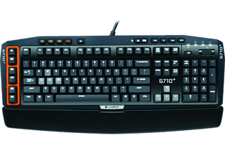 LOGITECH G710+ Mechanical Gaming Klavye 920-005705