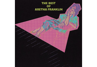 Aretha Franklin - The Best Of Aretha Franklin (CD)