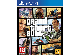 GTA V | PlayStation 4
