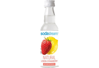 SODASTREAM Natural Flavor Essence Lemon Strawberry